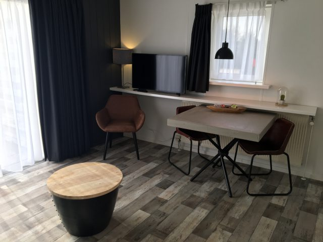 2 Persoons appartement begane grond