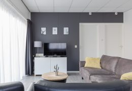4 Persoons appartement begane grond